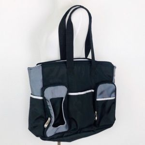 Graco Smart Organizer System Tote Diaper Bag